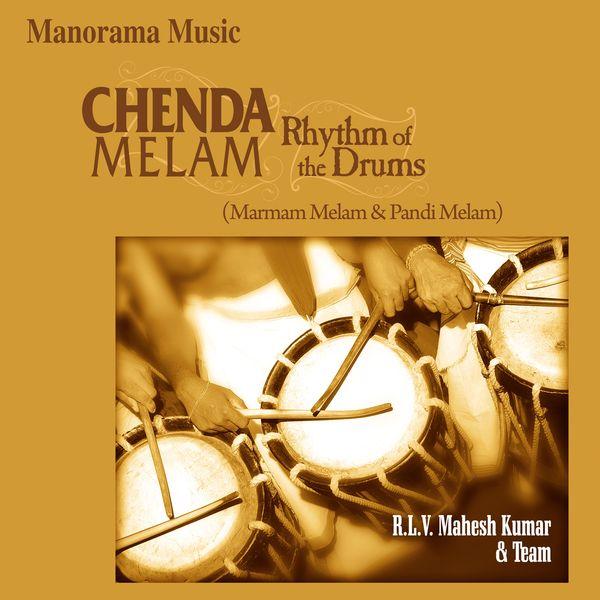 R.L.V. Mahesh Kumar - Chendamelam (Temple Instrument)