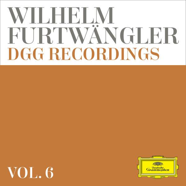 Berliner Philharmoniker - Wilhelm Furtwängler: DGG Recordings