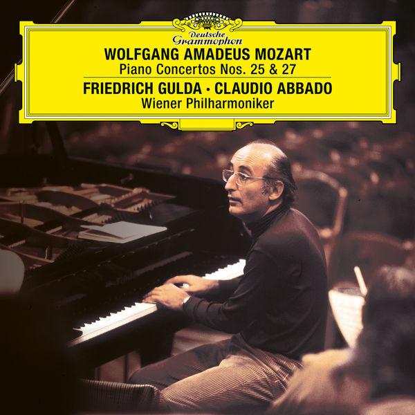 Friedrich Gulda - Mozart: Piano Concertos Nos. 25 & 27