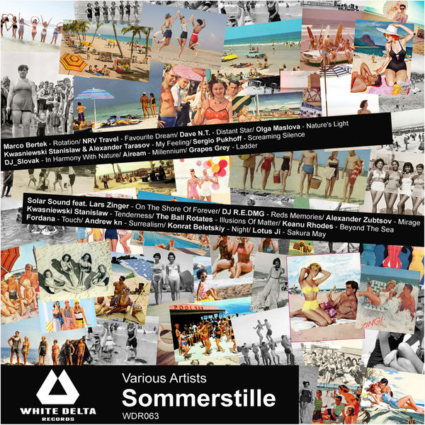 Various Interprets - Sommerstille