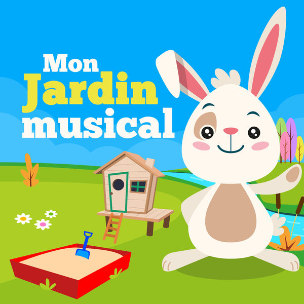 Mon jardin musical - Le jardin musical de mon Amour (F)
