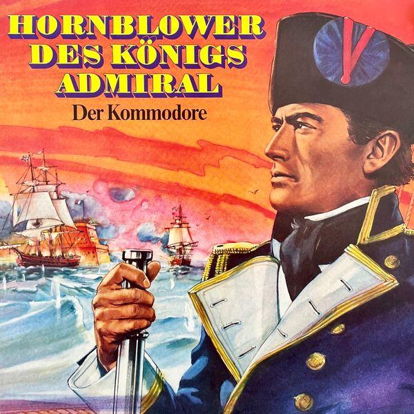Album Folge 2: Der Kommodore, Hornblower des Königs