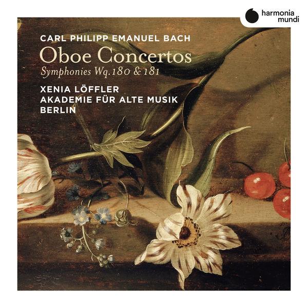 Xenia Löffler - C.Ph.E. Bach : Oboe Concertos