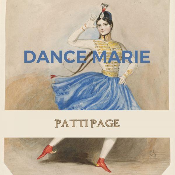 Patti Page - Dance Marie