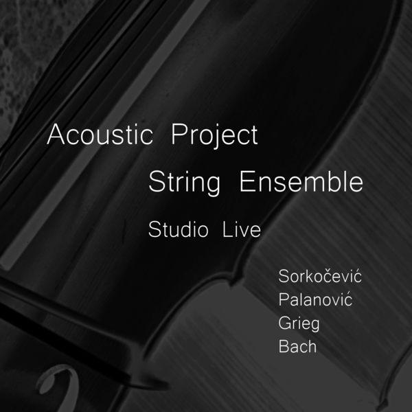 Acoustic Project String Ensemble - Acoustic Project String Ensemble: Studio Live I
