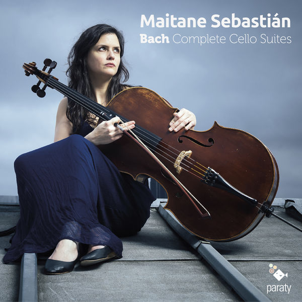Maitane Sebastian - Bach: Complete Cello Suites