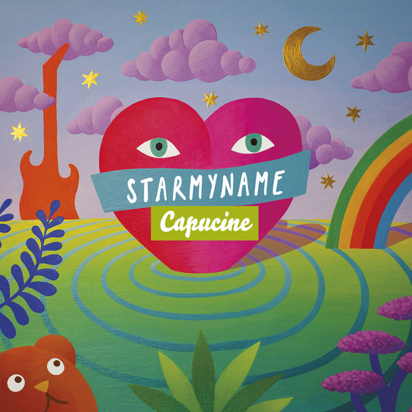 Starmyname - Les chansons de Capucine : Cœur de Géant