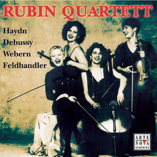 Rubin Quartett - Joseph Haydn, etc.