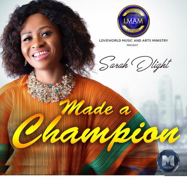 Sarah Dlight - Made a Champion