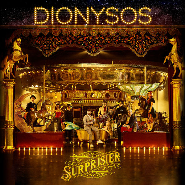 Dionysos - Surprisier