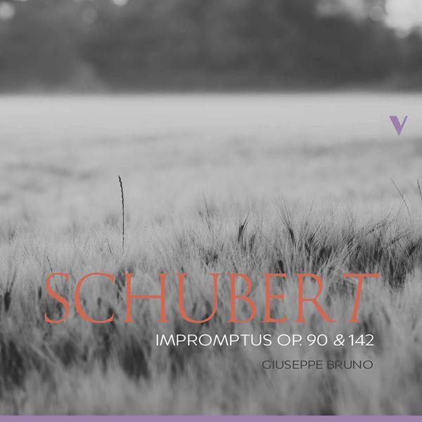 Giuseppe Bruno - Schubert: Impromptus Opp. 90 & 142