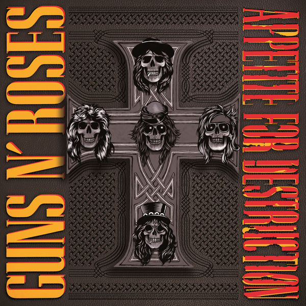Guns N' Roses - Appetite For Destruction (Super Deluxe) - 192 kHz