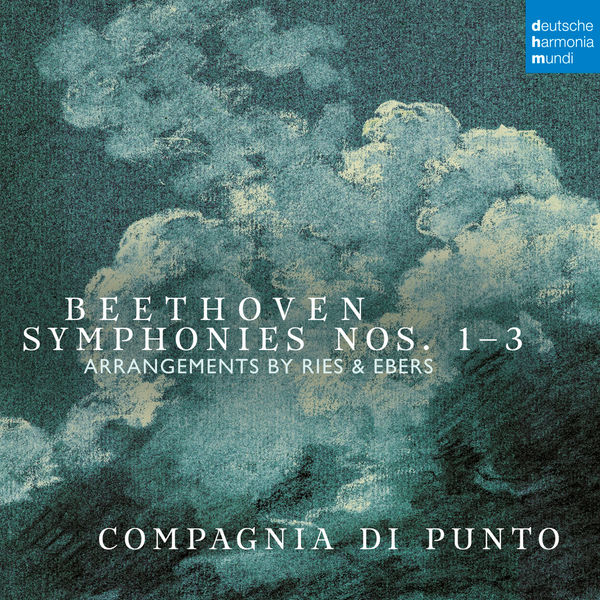Compagnia di Punto - Beethoven : Symphonies Nos. 1-3 (Arr. by Ries & Ebers)