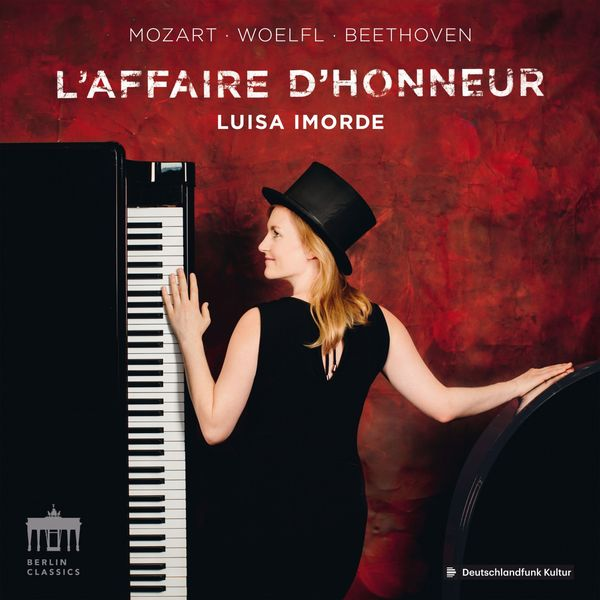 Luisa Imorde - L'affaire d'honneur