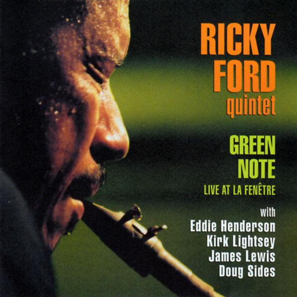 Ricky Ford Quintet|Green Note  (Live at La Fenêtre)