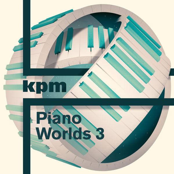 Adam Burns - Piano Worlds 3