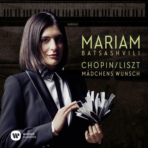 Mariam Batsashvili - 6 Polish Songs, S. 480: I. Mädchens Wunsch (Arr. Liszt after Chopin, Op. 74 No. 1)