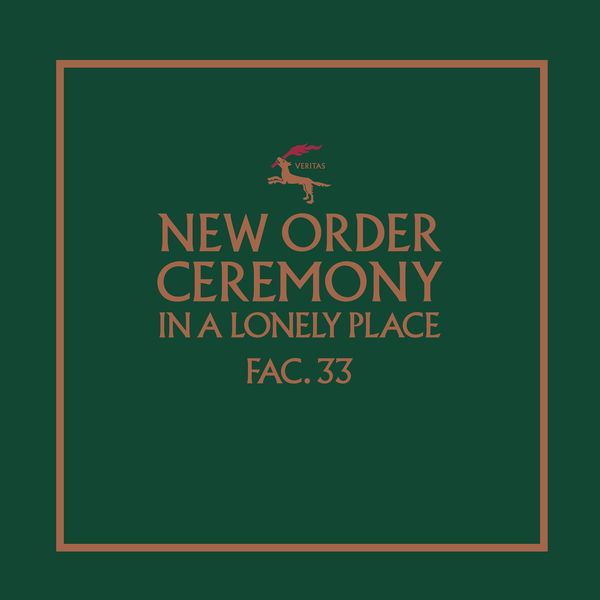 New Order - Ceremony (2019 Remaster)