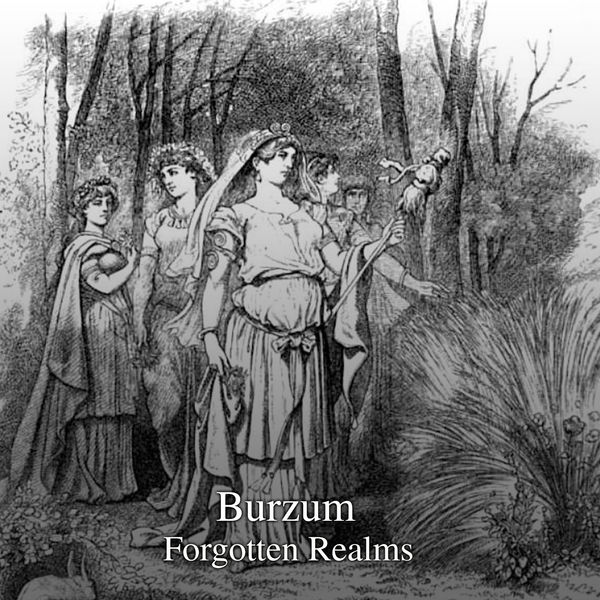 Burzum - Forgotten Realms