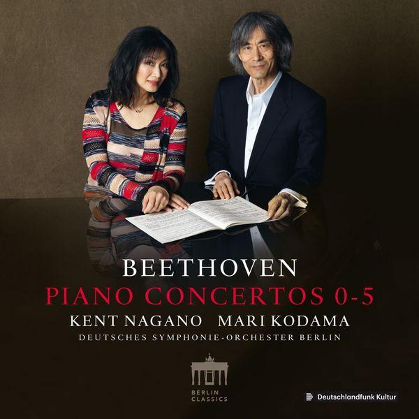 Mari Kodama - Beethoven: Piano Concertos 0-5