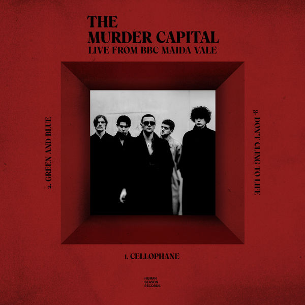 The Murder Capital - Live From BBC Maida Vale