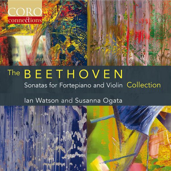 Ian WATSON - The Beethoven Sonatas for Fortepiano and Violin Collection