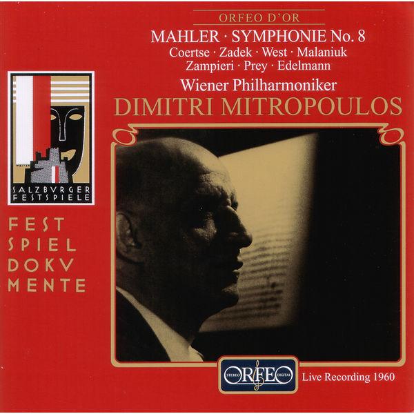 Dimitri Mitropoulos - Mahler : Symphony 8 (Live 1960, Salzburg)