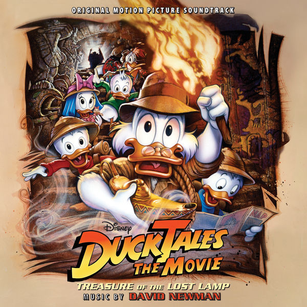 David Newman - DuckTales the Movie: Treasure of the Lost Lamp