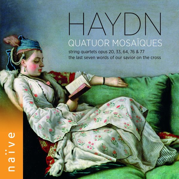 Quatuor Mosaïques, Erich Höbarth, Andrea Bischof, Anita Mitterer, Christophe Coin - Complete Haydn Recordings