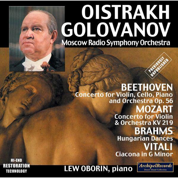 David Oïstrakh - Mozart, Beethoven & Others: Works for Violin