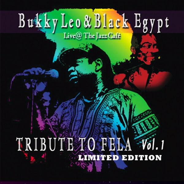 Tribute to Fela, Vol  1 (Live at the Jazz Cafe) | Bukky Leo