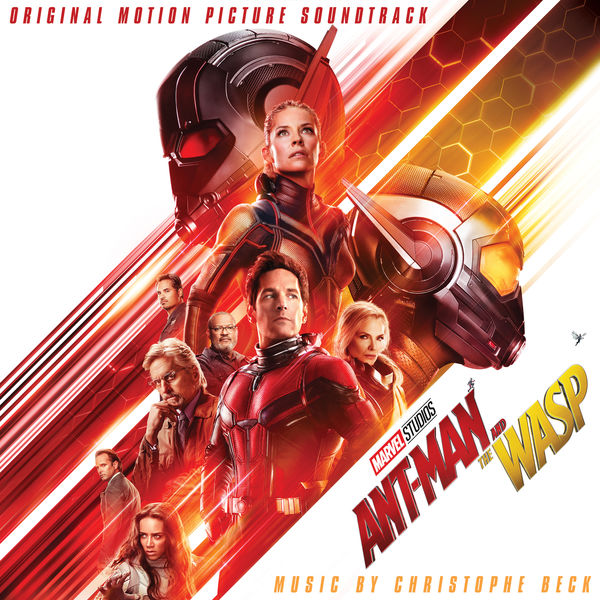 Christophe Beck - Ant-Man and The Wasp