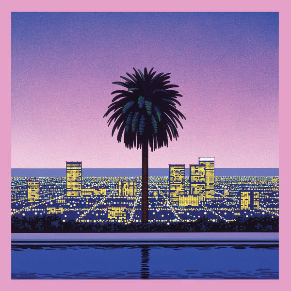 Various Artists - Pacific Breeze 2 EP: Japanese City Pop, AOR & Boogie 1983-1986