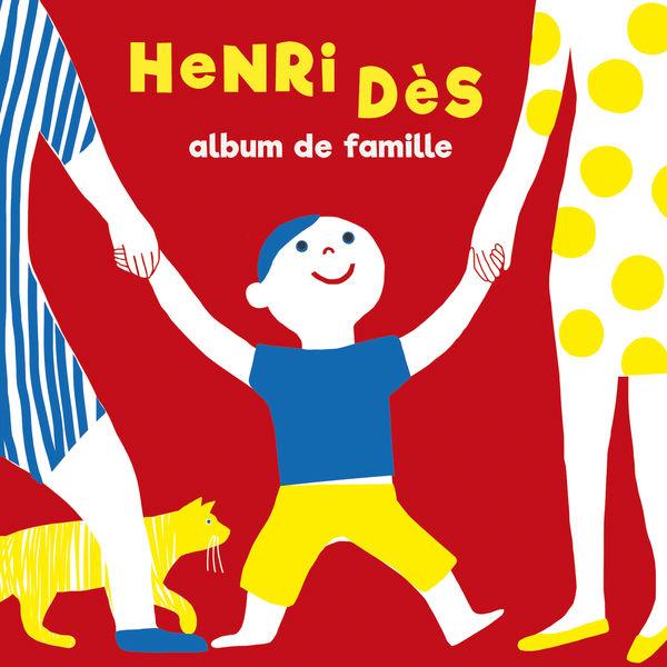 Henri Dès - Album de famille