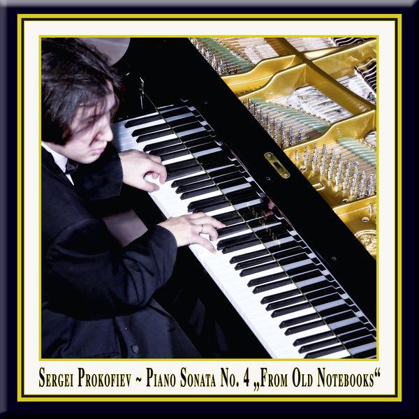 "Amir Tebenikhin - Grand Piano Masters - Prokofiev: Piano Sonata No.4 in C Minor, Op.20 ""From old Notebooks"" / Klaviersonate Nr. 4"