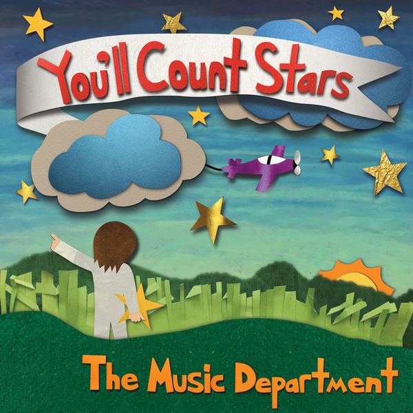 The Music Department - You'll Count Stars