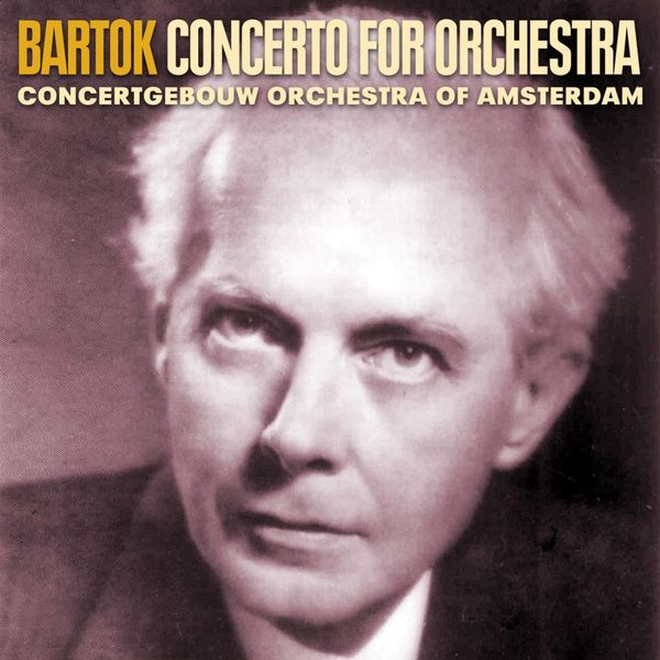 Bernard Haitink - Bartok: Concerto For Orchestra