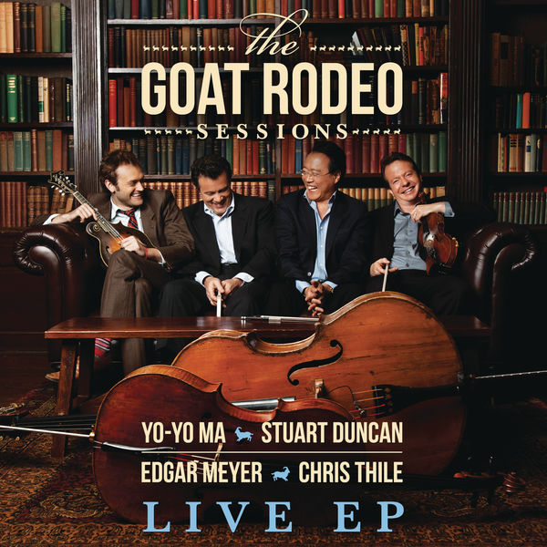 Yo-Yo Ma - The Goat Rodeo Sessions Live EP