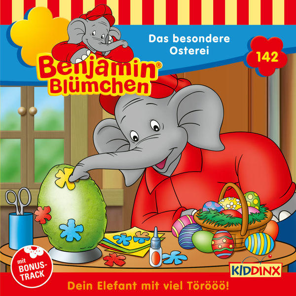 Benjamin Blümchen - Folge 142: Das besondere Osterei
