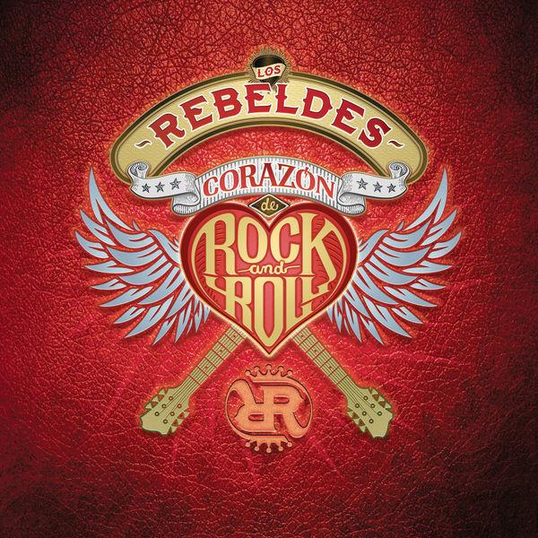 Los Rebeldes - Corazón de Rock and Roll (Remasterizado) (Boxset)