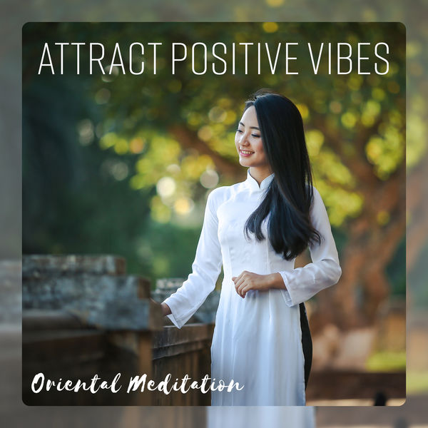 Oriental Music Zone - Attract Positive Vibes - Oriental Meditation, Chinese Zen Music for Relaxation, Sleep, Spa