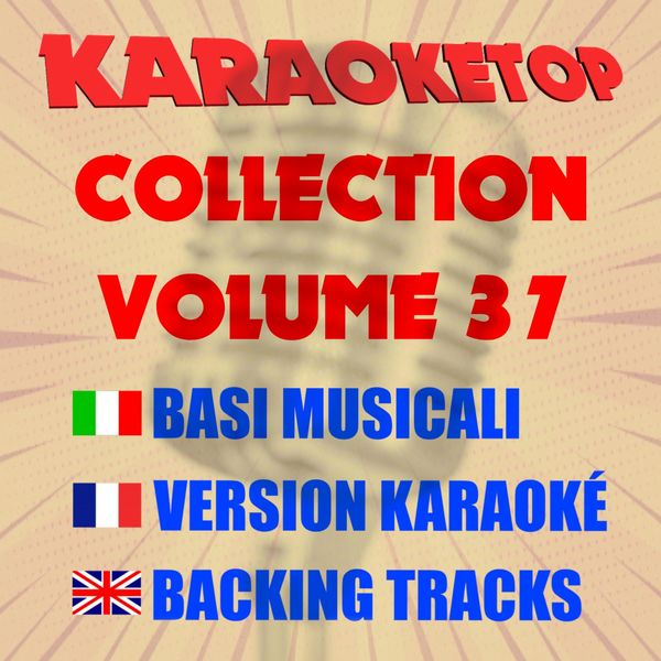 Karaoketop - Karaoketop Collection, Vol. 37 (Karaoke Versions)