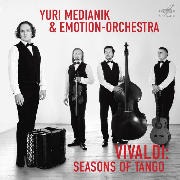 Yuri Medianik - Vivaldi: Seasons of Tango