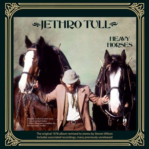 Jethro Tull - Heavy Horses (Steven Wilson Remix)