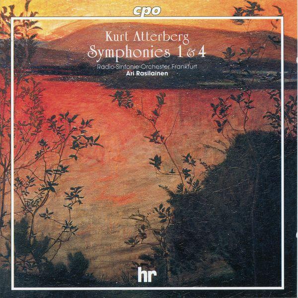 Hr-sinfonieorchester - Atterberg: Symphony Nos. 1 & 4
