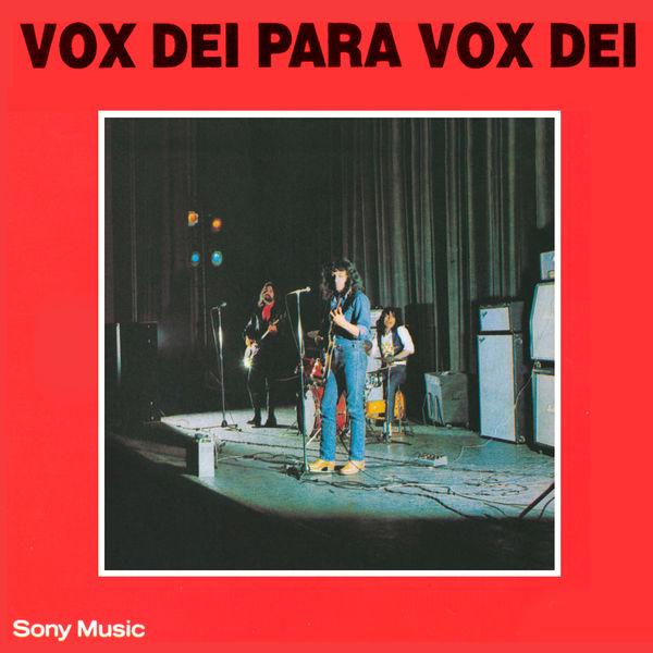 Vox Dei - Vox Dei para Vox Dei