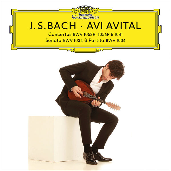 Avi Avital - Bach (Extended Tour Edition)