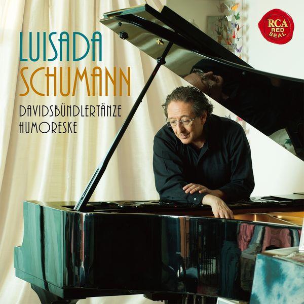 Jean-Marc Luisada - Schumann : Humoreske, Davidsbündlertänze