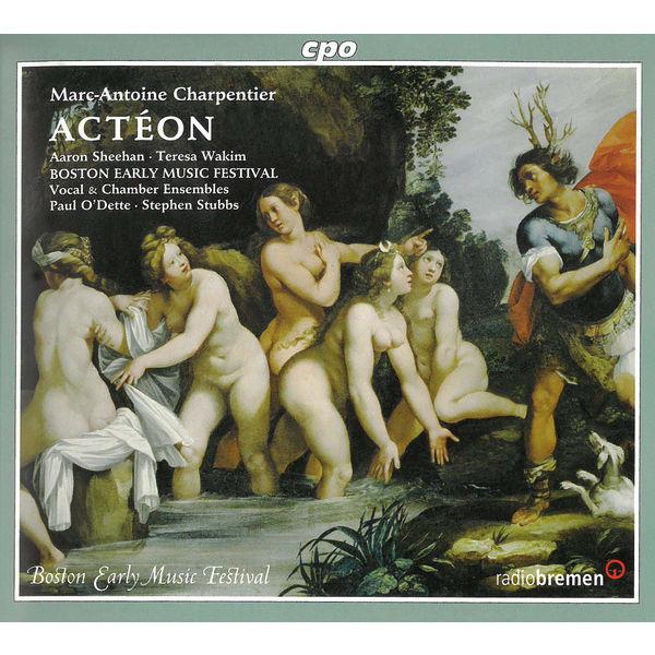 Boston Early Music Festival Chamber Ensemble - Charpentier: Actéon, Orphée descendant aux enfers & La pierre philosophale