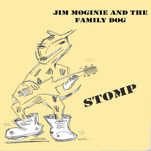 Jim Moginie and the Family Dog - Stomp